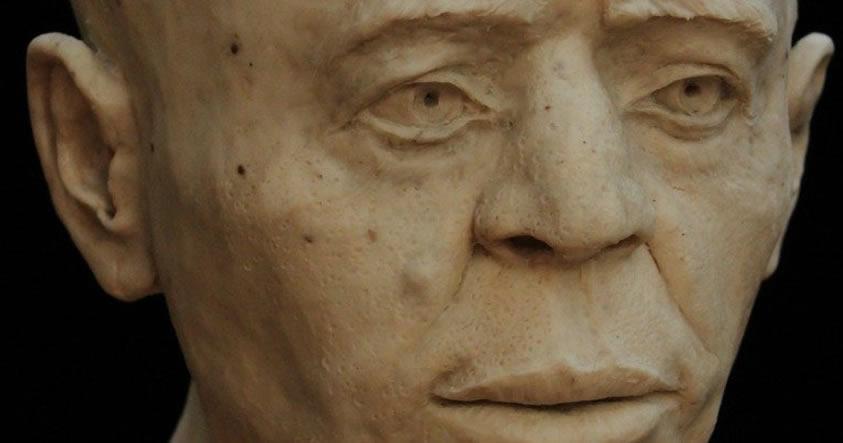 Este es el rostro de un hombre del Neolítico que murió hace 9.500 años