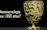 Copa de Licurgo: Evidencia de Nanotecnología utilizada hace 1.600 años