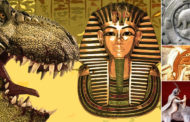 ¿Ayudaron los dinosaurios a construir las Pirámides de Egipto?