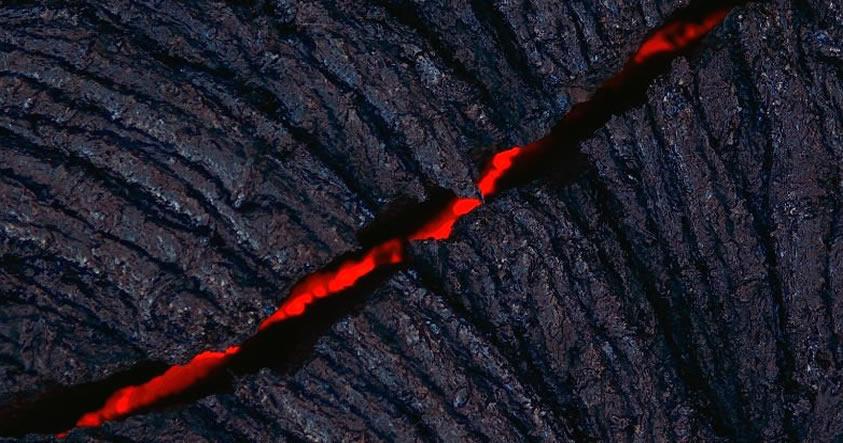 Descubren un acelerado río de hierro fundido bajo la superficie de Siberia y Alaska