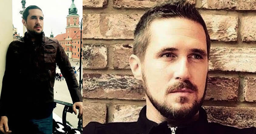 Max Spiers murió en extrañas circunstancias en Polonia.