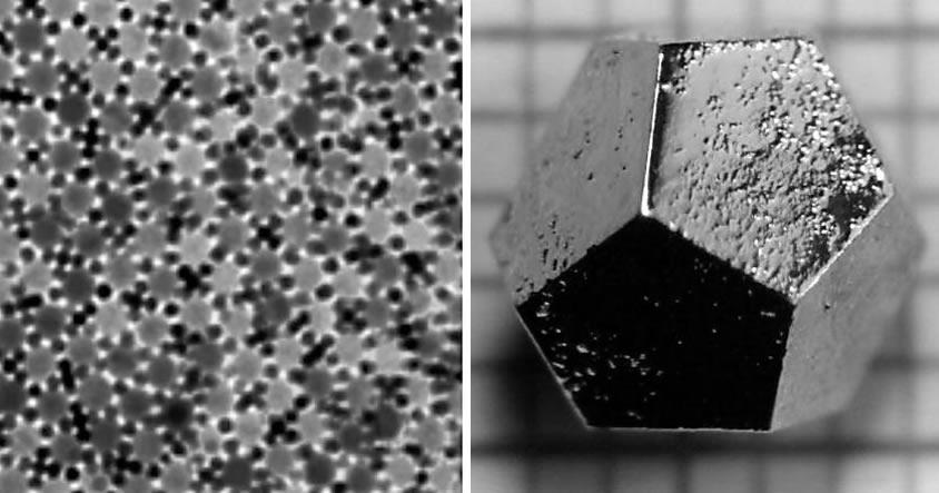 Descubren uno de los cristales más raros de la Tierra en un meteorito en Rusia