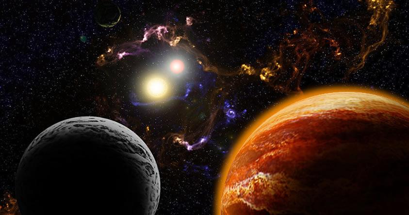 Un planeta rico en agua donde la vida extraterrestre podría existir
