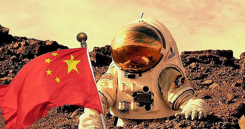 ¿Revelará China el mayor secreto de la Luna y Marte en 2017?