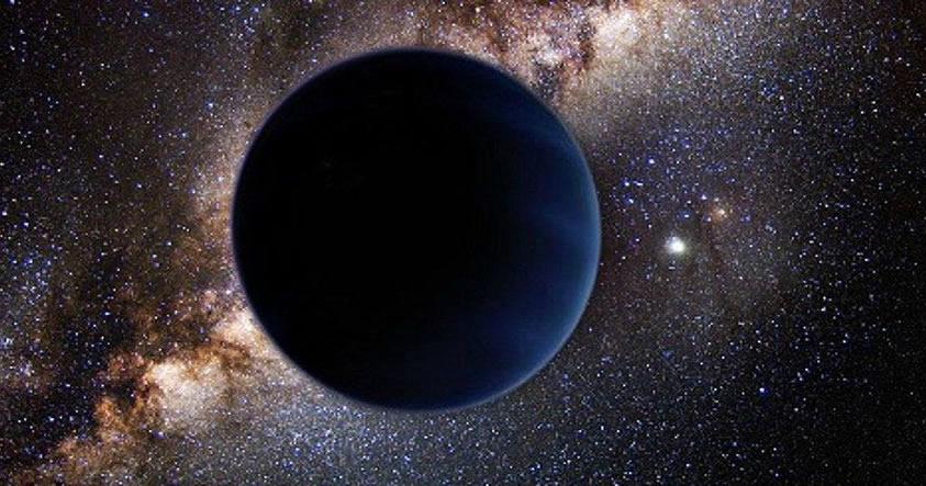 El Planeta Nueve podría ser un mundo errante capturado por nuestro Sol