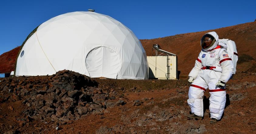 Empieza en Hawái la nueva etapa de la misión extraterrestre a Marte