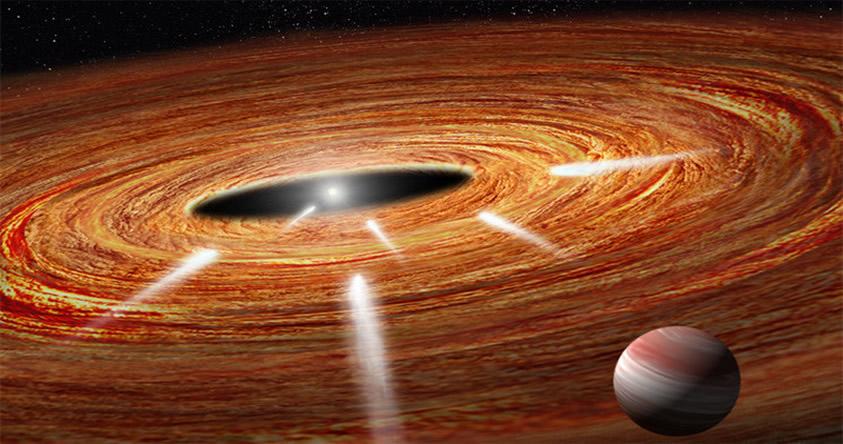 Telescopio Hubble detecta «cometas suicidas» hundiéndose en una estrella cerca de la Tierra