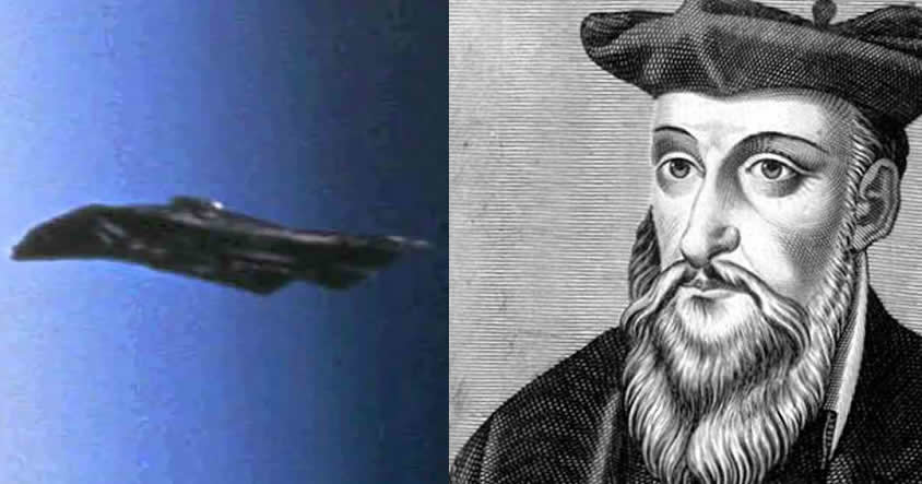 ¿Predijo Nostradamus el supuesto satélite «Caballero Negro»?