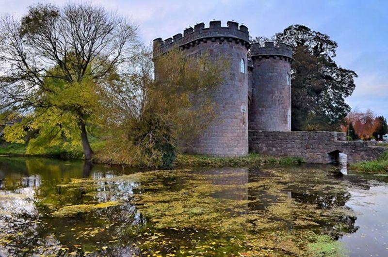 El Castillo Blanco de Whittington.