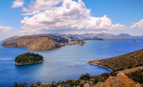 Lago Titicaca, Perú-Bolivia, América del Sur