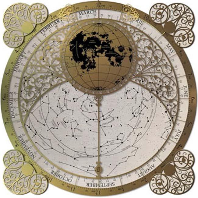 Las antiguas civilizaciones miraban al cielo para determinar el paso del tiempo.