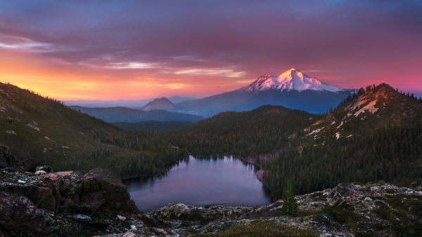 Mount Shasta, California, Estados Unidos