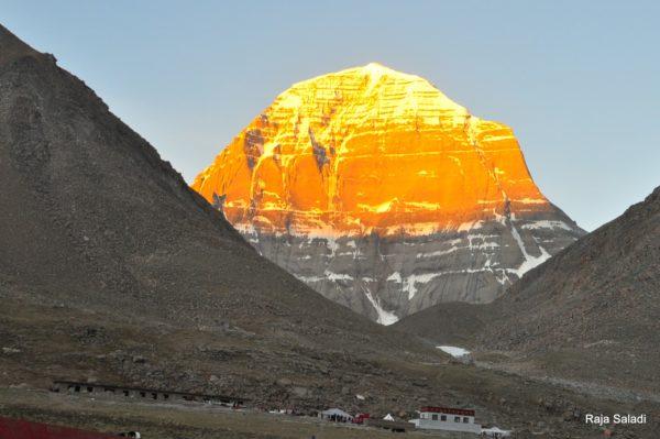 Monte Kailash (montañas del Himalaya) Tíbet