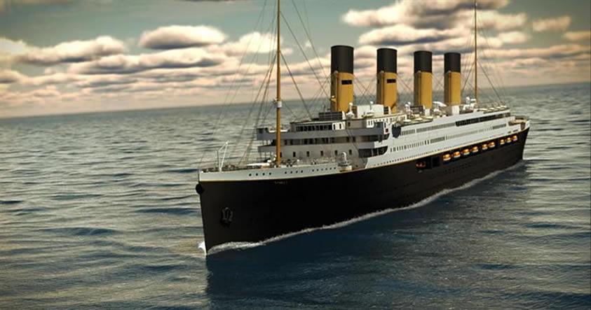 Nueva evidencia sugiere que algo realmente malo ocurrió en el Titanic antes del Iceberg