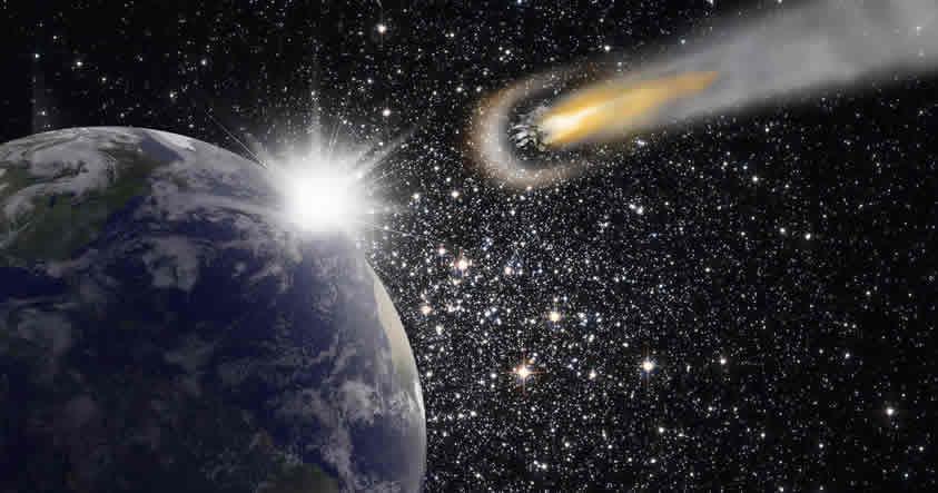 La Casa Blanca publica un plan de defensa contra el impacto de un meteorito