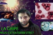 ¿Es la Gripe un Virus Extraterrestre?