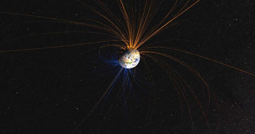 ¿Por qué los polos magnéticos de la Tierra podrían estar a punto de cambiar de lugar - y cómo nos afectaría?