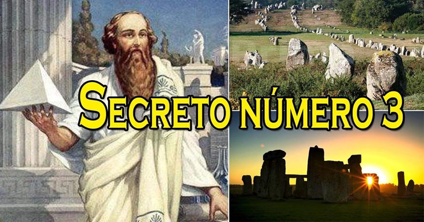 El oculto significado del número 3 en los Monolitos de Carnac