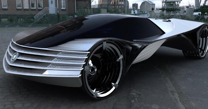 El automóvil que podría funcionar 100 años sin recargar combustible: El coche de Torio