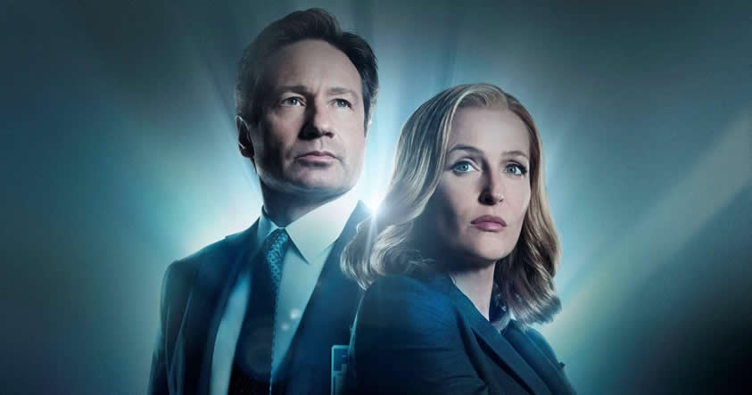 Nueva temporada de X-Files tratará temas como 11-S, Espionaje de la NSA y Gobiernos mundiales