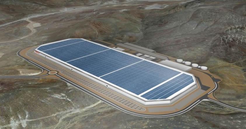 Tesla alimentará a su Gigafábrica con la granja solar más grande del mundo