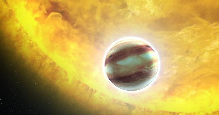 Vídeo: Cuatro mundos alinígenas giran en torno a una estrella distante