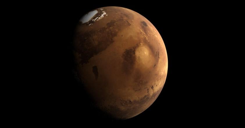 Curiosity descubre que Marte pudo haber sido tan frío como Groelandia