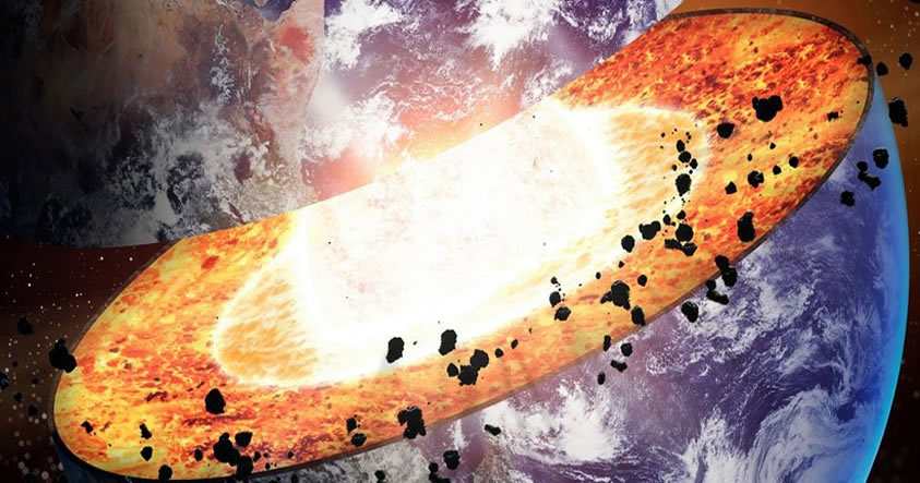 Científicos sugieren por qué el núcleo de la Tierra permanece sólido