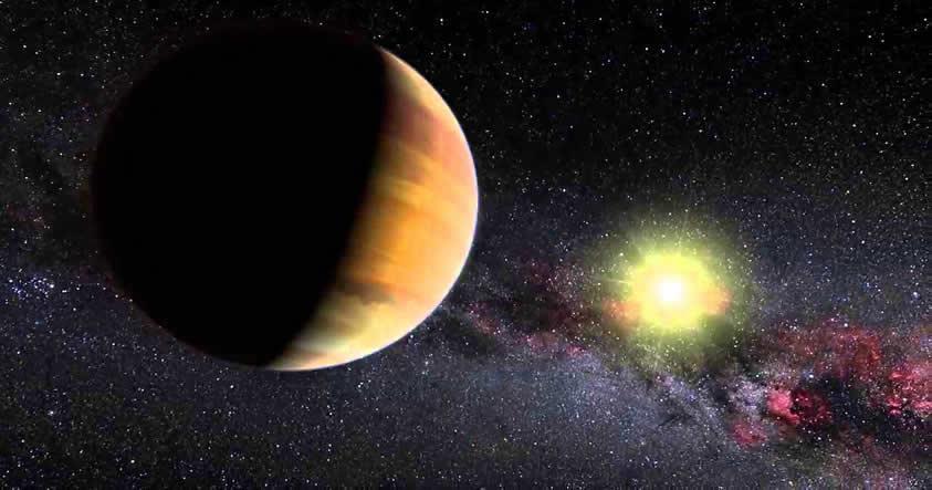Científicos en Chile descubren agua en un exoplaneta