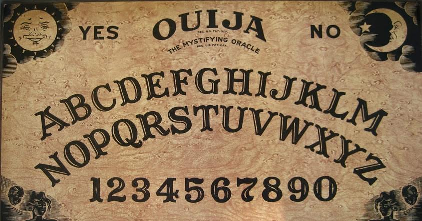 Los misteriosos orígenes de la inquietante Ouija