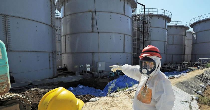 Los niveles de radiación se disparan inesperadamente en el reactor de Fukushima