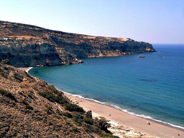 egún algunos estudiosos, ciertas zonas de la actual costa cretense habrían formado parte de la mítica Atlántida.