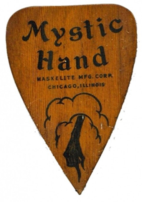 Puntero para Ouija «Mystic Hand».