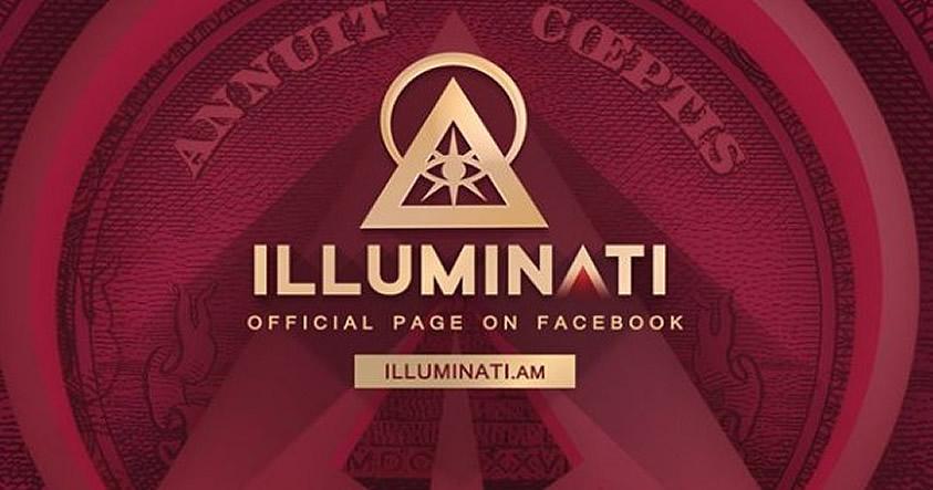 Ahora los Illuminati tienen una cuenta verificada en Facebook