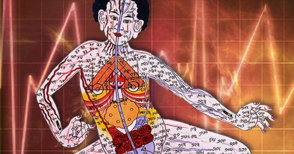 El cuerpo humano es influenciado por los elementos.