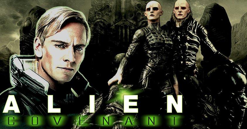 Ridley Scott lanza un prólogo de «Alien Covenant» presentando a los personajes