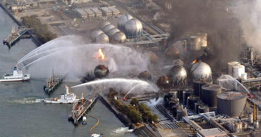 Radiación de la planta nuclear de Fukushima «mató» a un robot limpiador