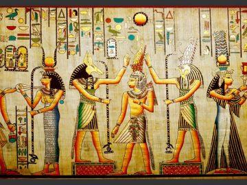 Los 12 signos de la Astrología Egipcia antigua y sus características
