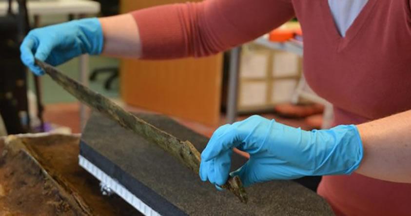 Arqueólogos han realizado el «descubrimiento de una vida» enterrado en Escocia