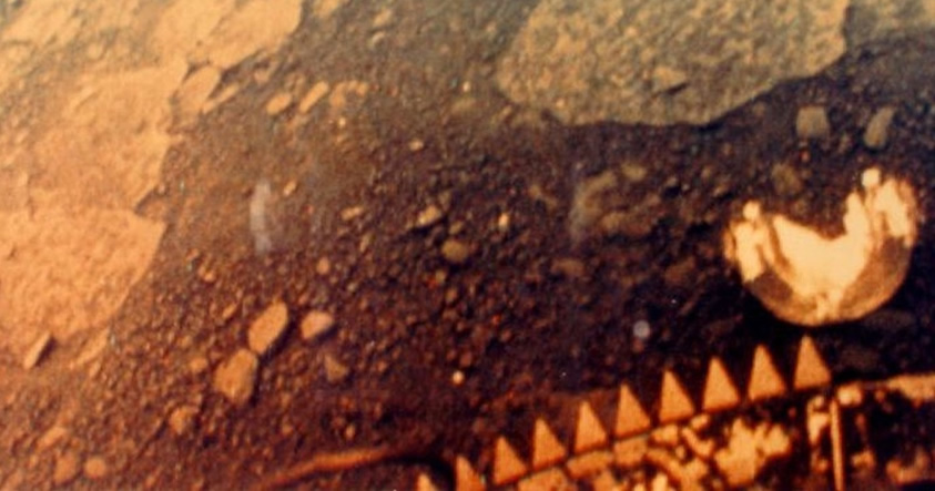 Estos circuitos altamente resistentes al calor nos permitirán ir a Venus