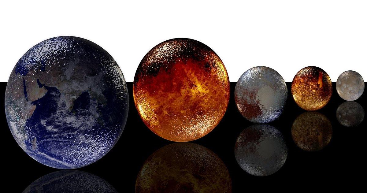 NASA ha propuesto aumentar de 8 a 100 el número de planetas del Sistema Solar
