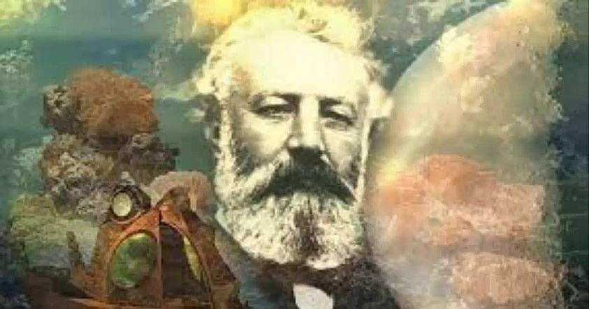 Julio Verne y sus increíbles profecías OVNI ¿Cómo lo hizo?