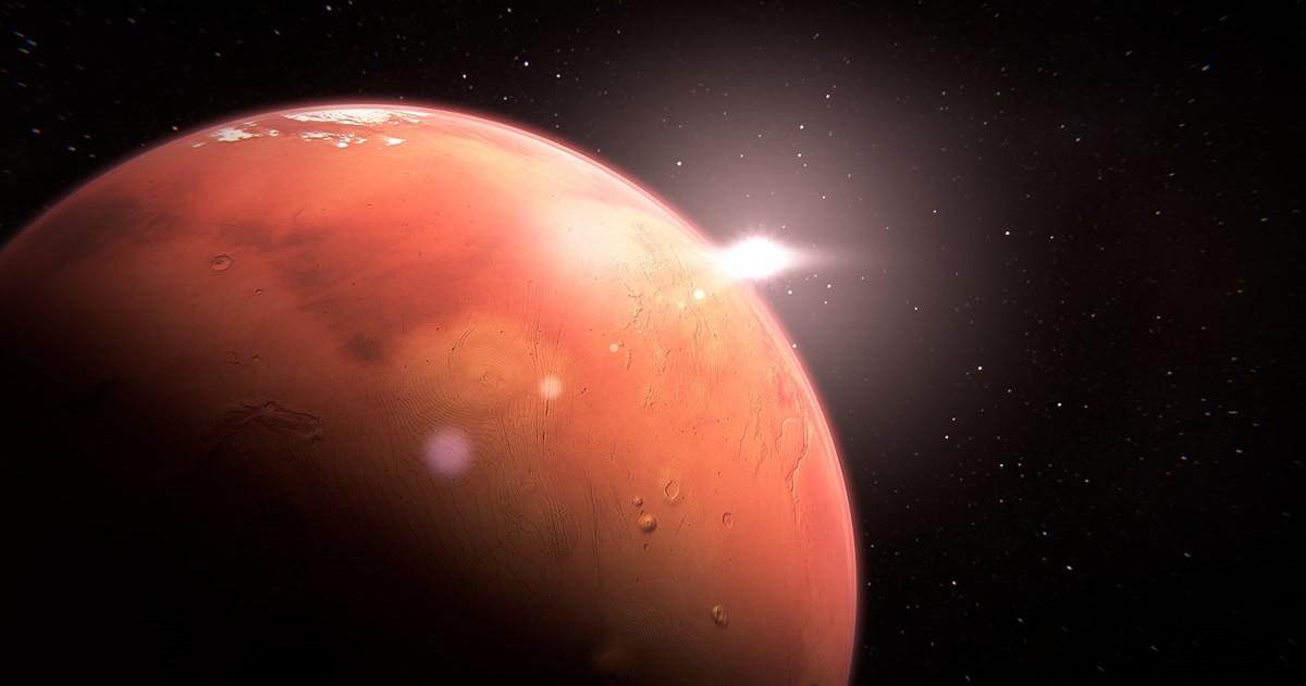 Marte tendrá un anillo de asteroides al igual que Saturno