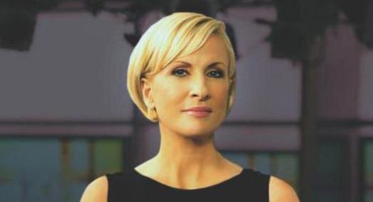 Mika_Brzezinski, presentadora de TV en MSNBC