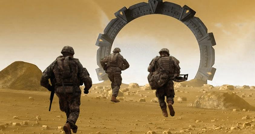 Resultado de imagen de ¿Están activando portales estelares Anunnaki en Irak?