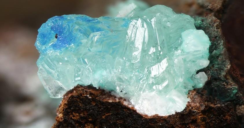 Una explosión de minerales nunca vistos podría marcar el amanecer de una nueva era geológica