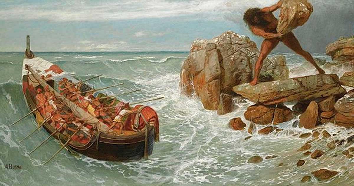 ¿Existieron realmente los poderosos y legendarios Cíclopes?