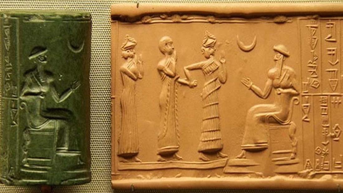 Dejando huella en la historia: los sorprendentes sellos cilíndricos sumerios