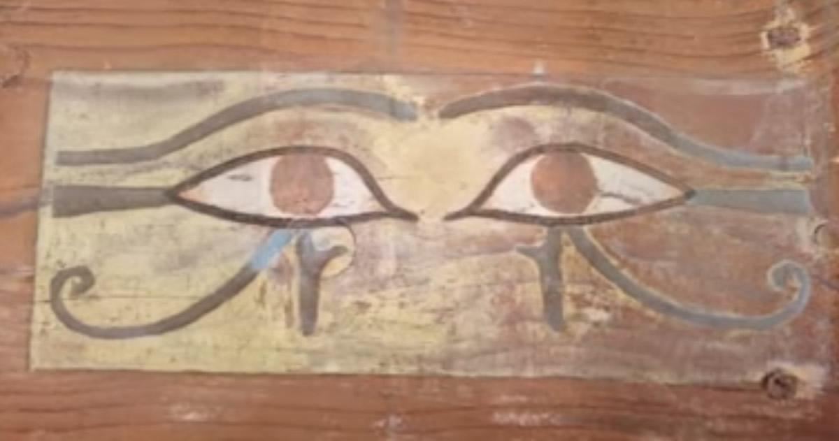 Descubren en Egipto una tumba intacta de hace más de 3.800 años