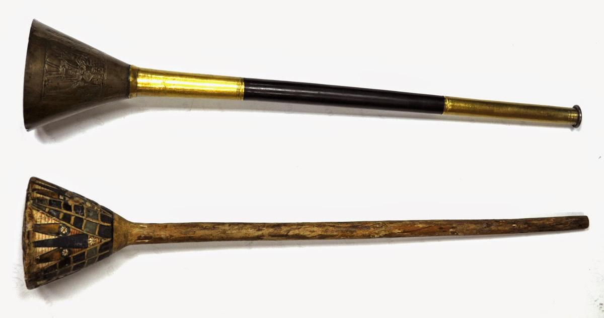 ¿Qué maldición tienen las Trompetas de Tutankamón?